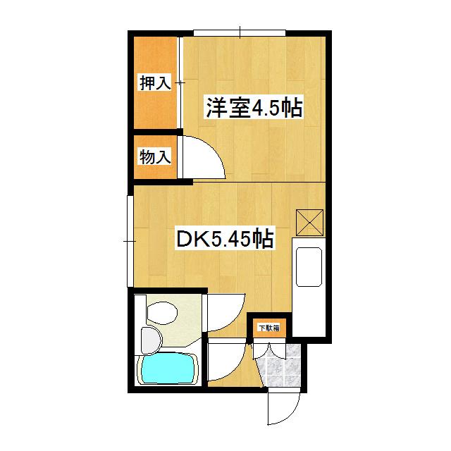 セブンコーポ 306号室