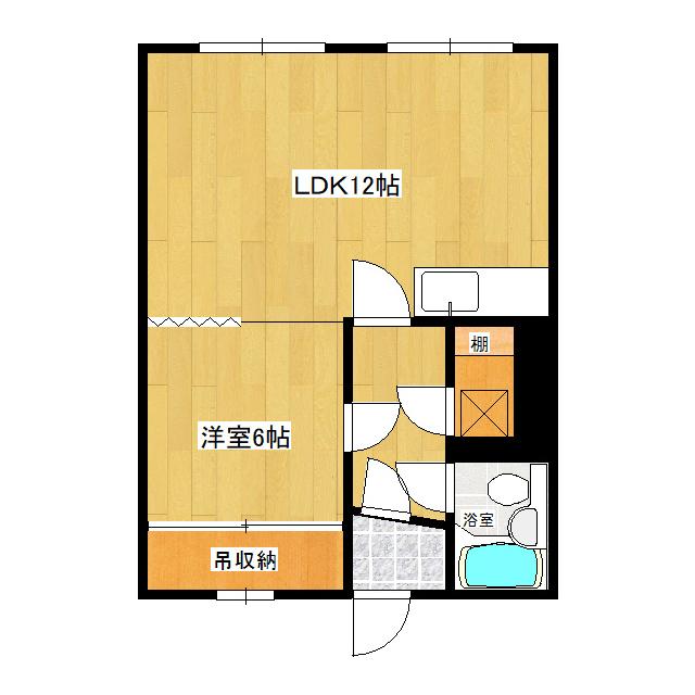 セブンコーポ 302号室