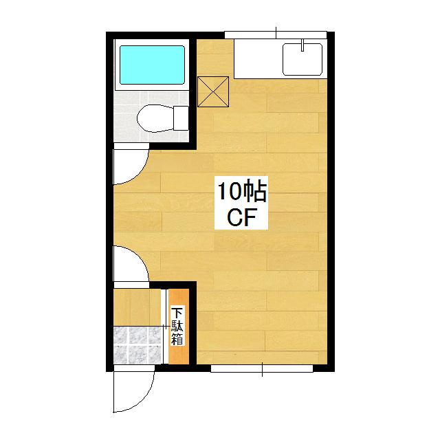エステート光西II 102号室