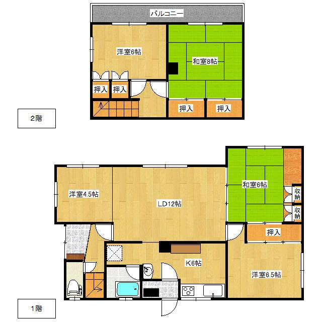 南町貸戸建住宅 1号室