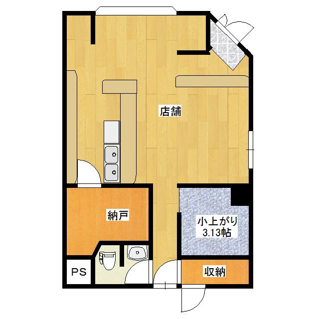 チェリープラザ 101号室