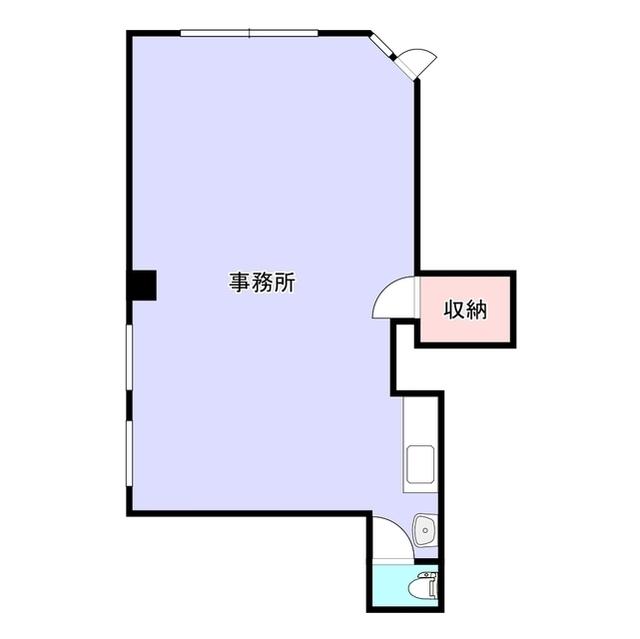チェリープラザ 105号室