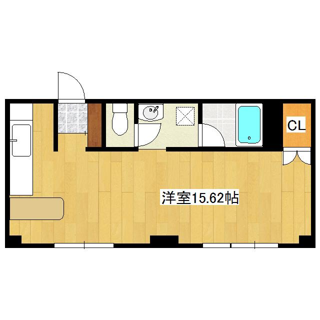 NYビル 403号室