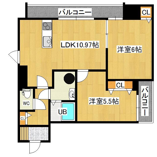 ISLAND PALACE 703号室