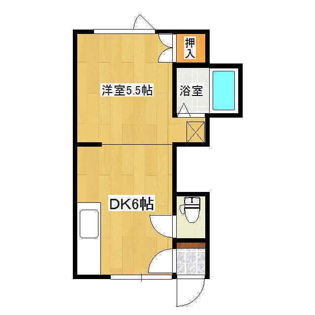 コーポ栄進堂II 2F403号室