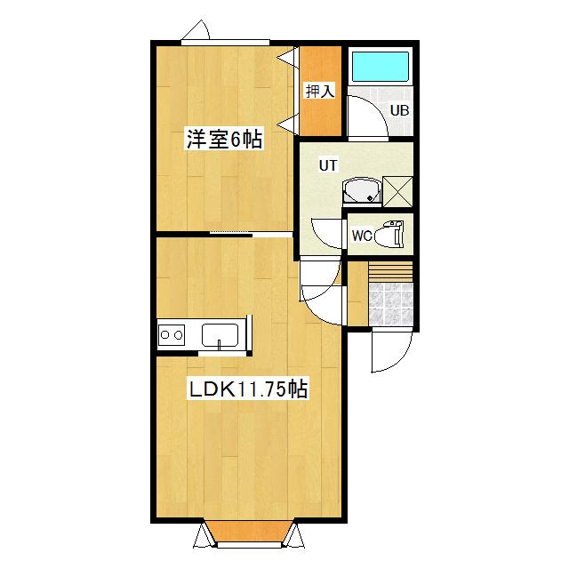 スペースA 101号室