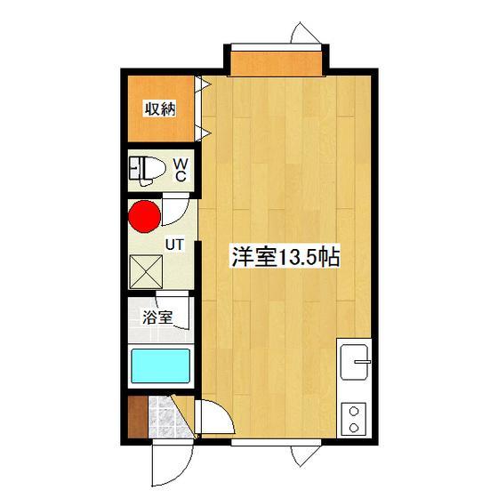 すどうハイツ1 102号室