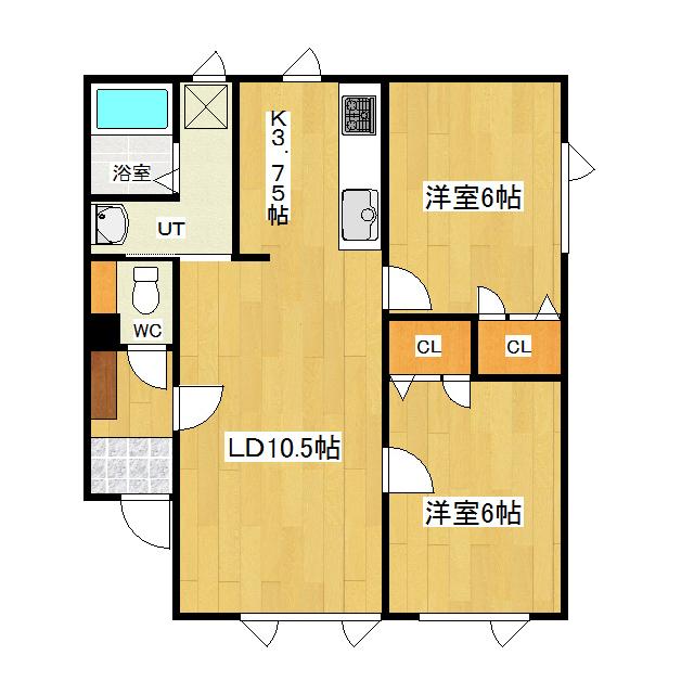 ルクソール B号室