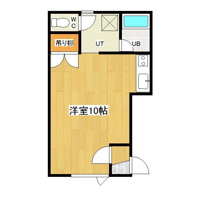 サンコートハイツA 203号室