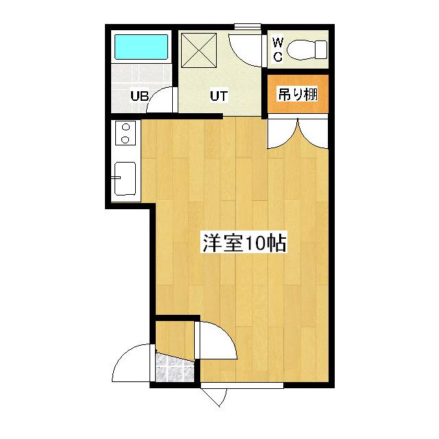 サンコートハイツA 105号室