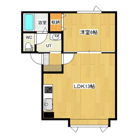 エミネンス910 201号室
