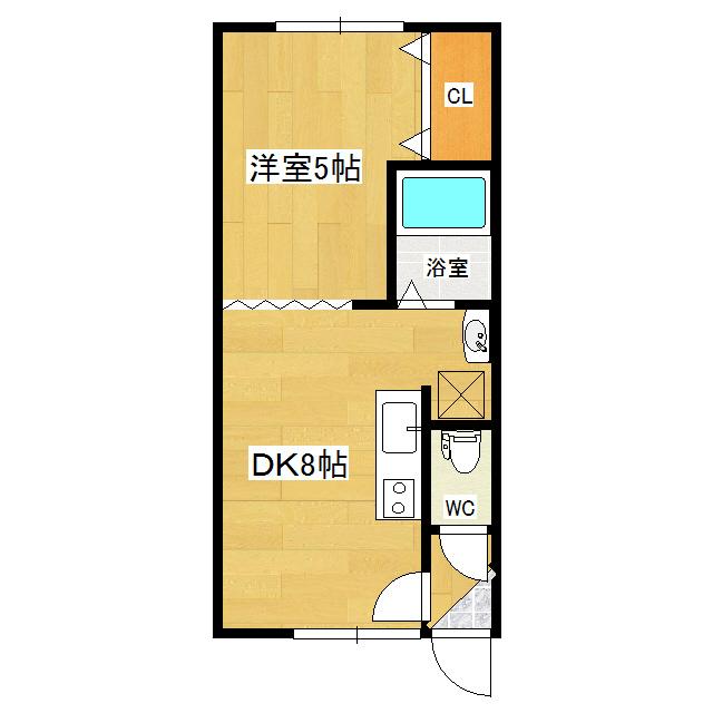 ピアプレイス 101号室