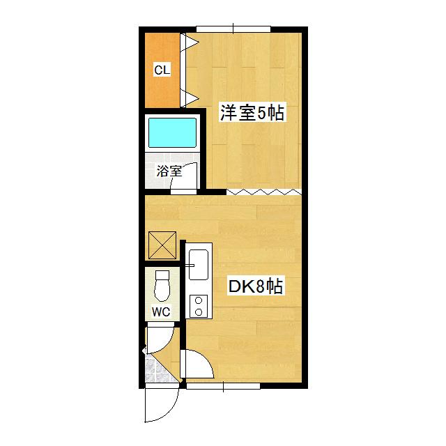 ピアプレイス 205号室