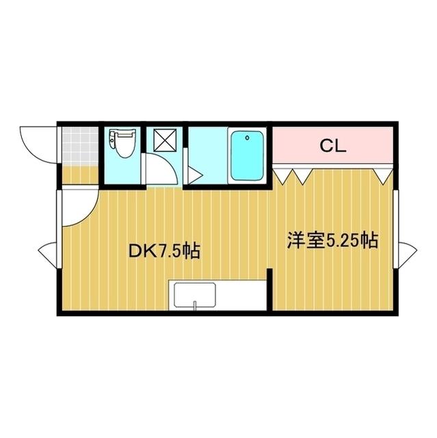 フィールドハウスII 202号室