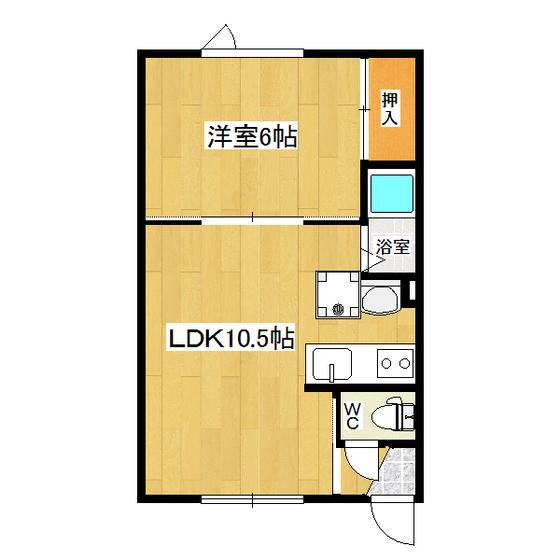 コーポ藍 01号室