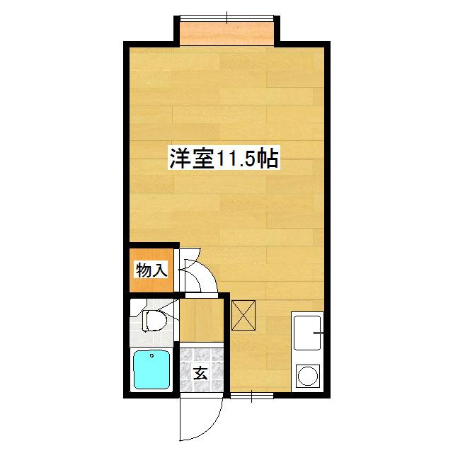 HANAハウス 202号室