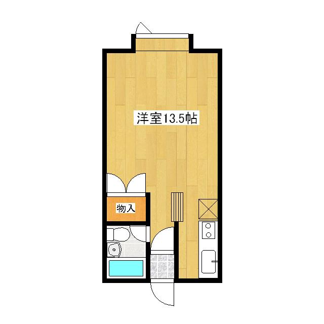 ハウスU2 203号室