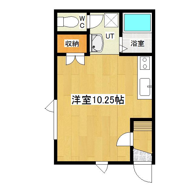 サンクレストハイツA 301号室