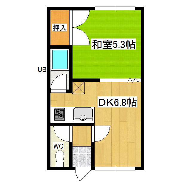 西富誠幸マンション 103号室