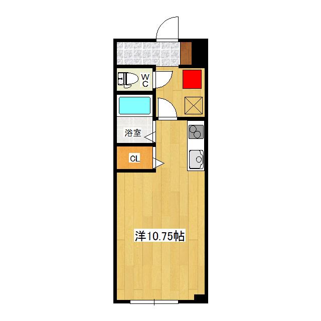レガーロ文京II 204号室