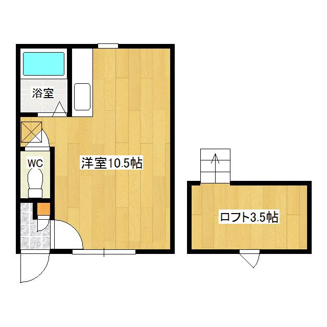 ヴィラオック 102号室