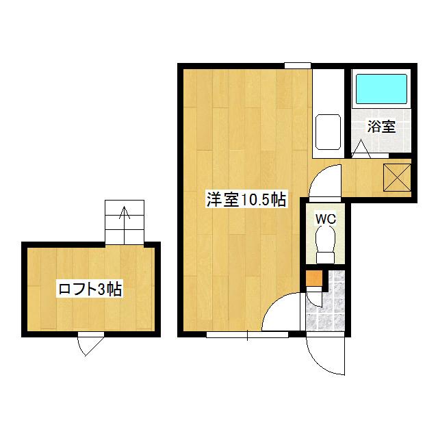 ヴィラオック 103号室