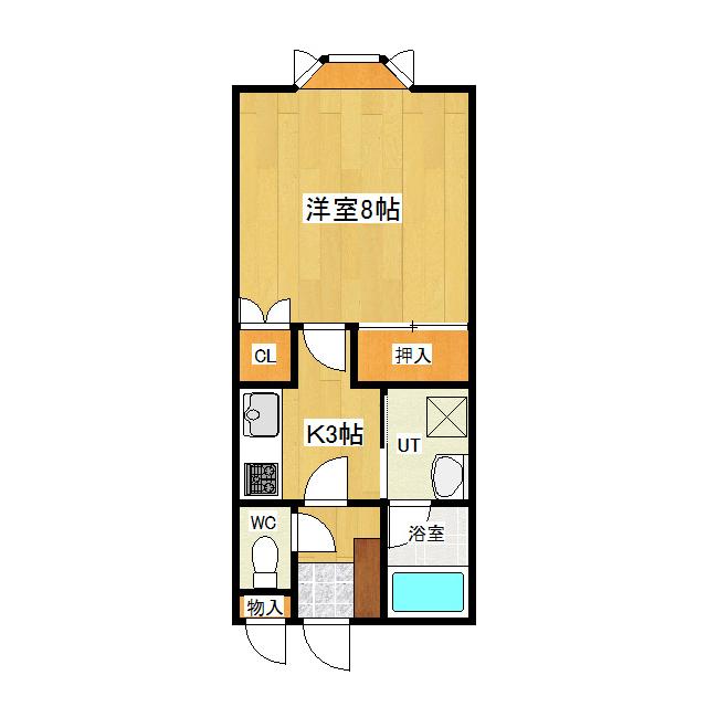 ハッピー97 1-3号室