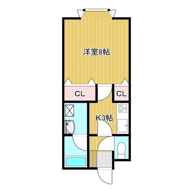 ハッピー97 2-3号室