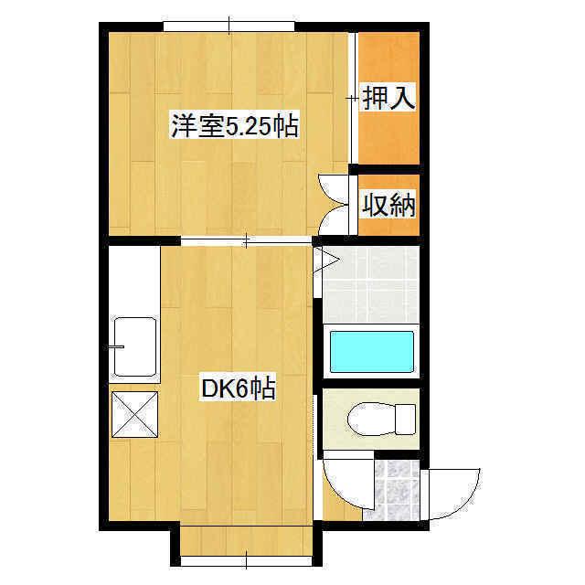 第3日研ハイツ 07号室