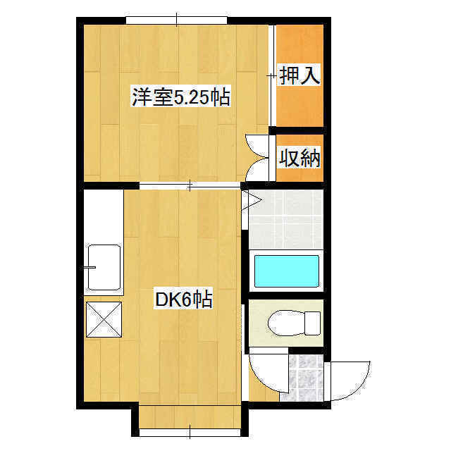 第3日研ハイツ 10号室
