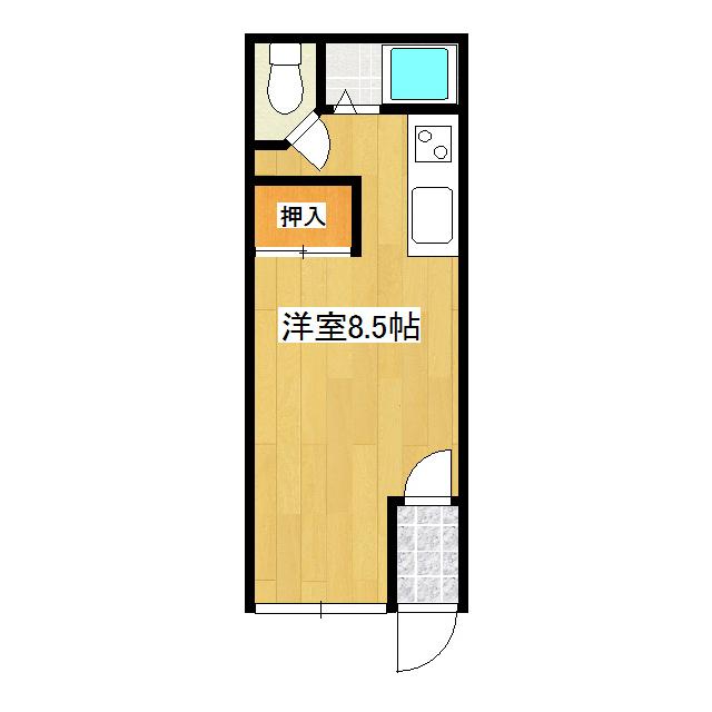 パイオニヤハイツ 106号室