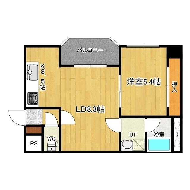 アーバンハイツ 102号室