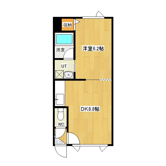 セルシオI 205号室