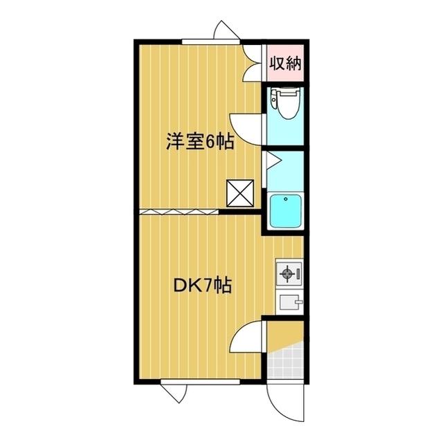第7日研ハイツ 101号室