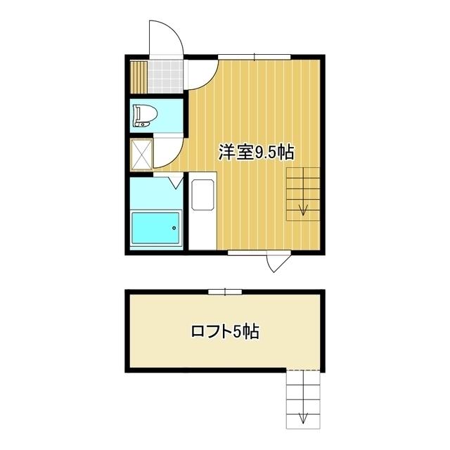 メゾンド市田C 120号室
