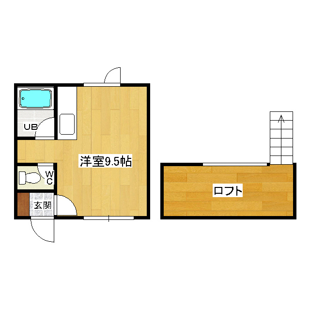 メゾンド市田D・E 227号室