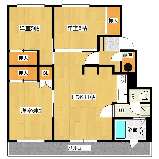 トレジャーマンション 336号室