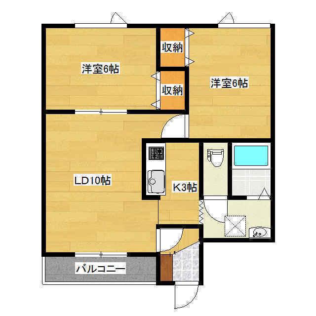 グレイス小泉 101号室