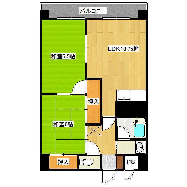 メゾンド・村井 403号室