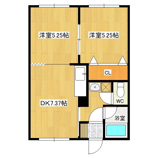 シルバーハイツ 101号室