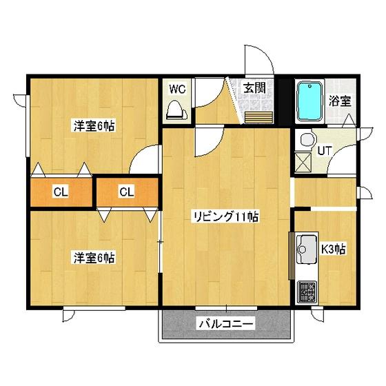 スイングラピュタ A31号室