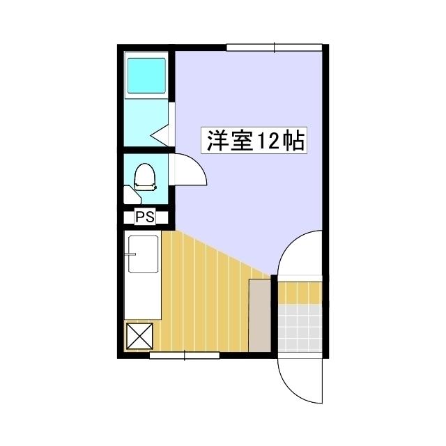 せのハイツ5 108号室