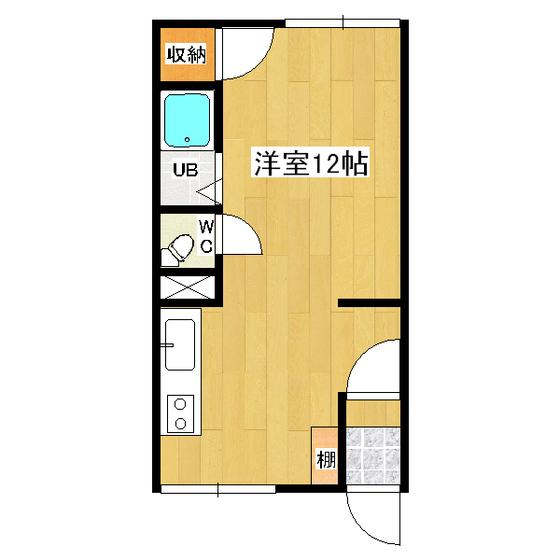 せのハイツ5 107号室