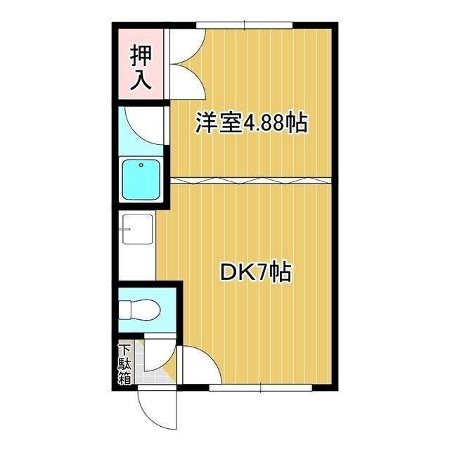 コーポ美芳 06号室