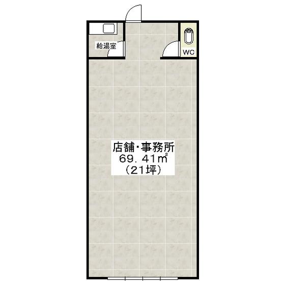 サザンクロス 101号室