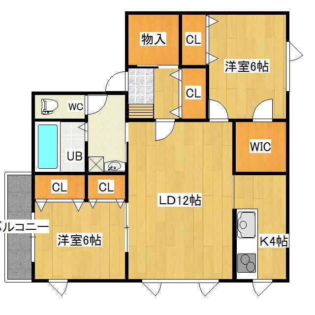 エクセレンスII 1-G号室