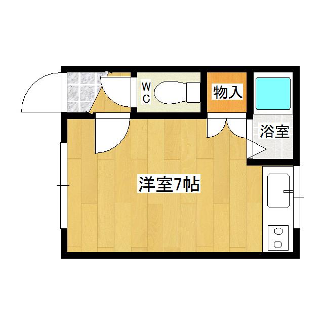 ミッキーハウス 203号室