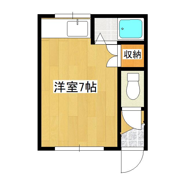 ミッキーハウス 205号室