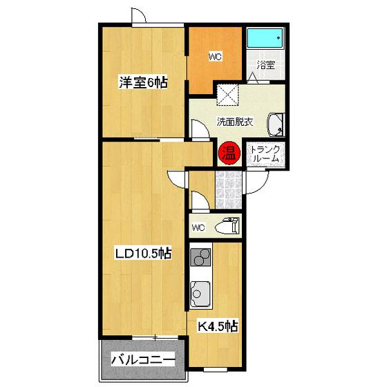 ラビスタ文京 1-C号室