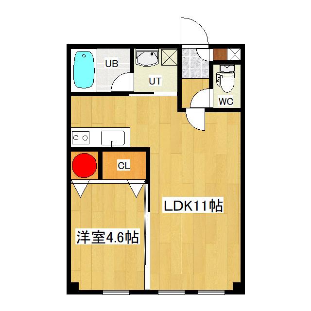 ヴァンドーム青葉 103号室
